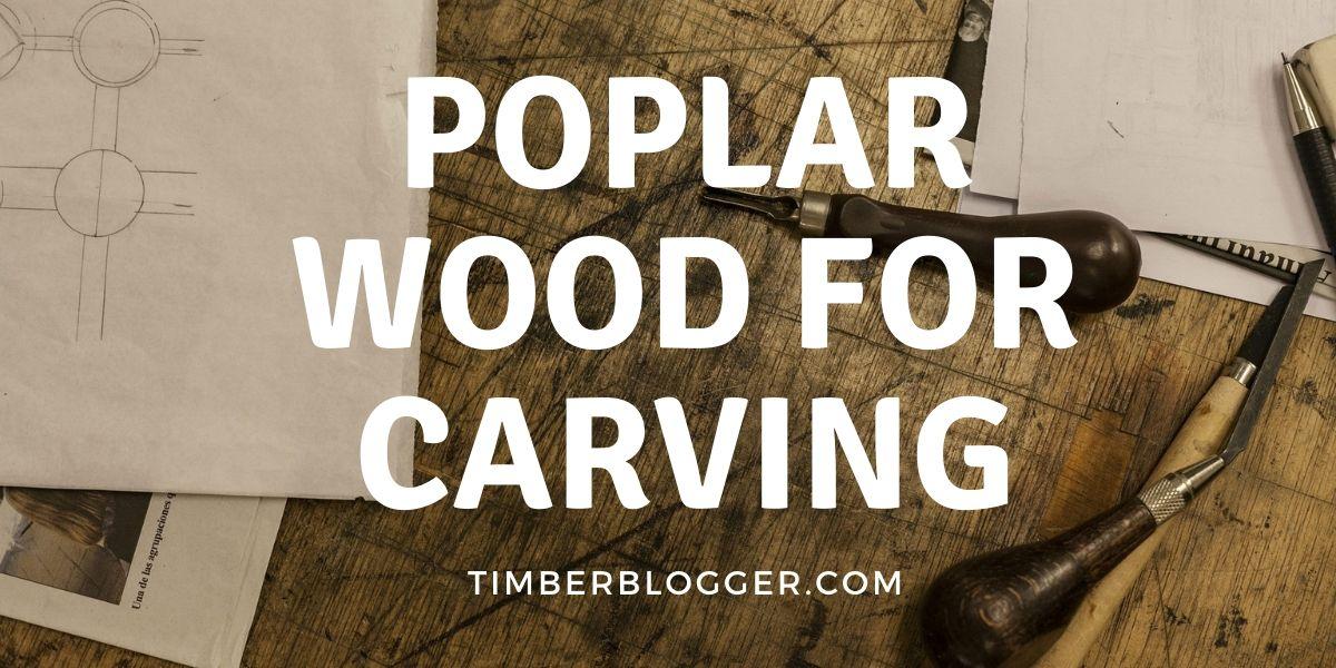 Choosing Poplar Wood Blocks For Carving Ultimate Guide