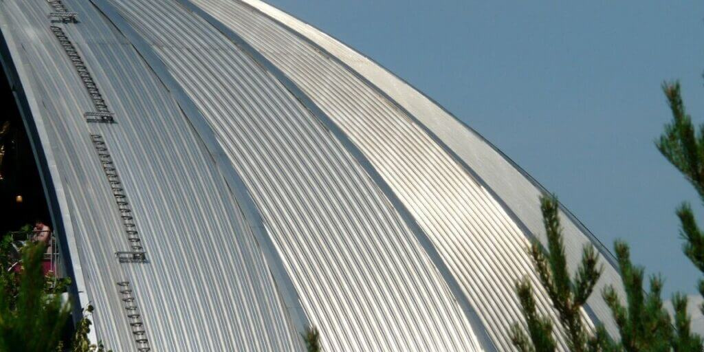 Corrosion, Moisture, and Rust Resistant Roofing