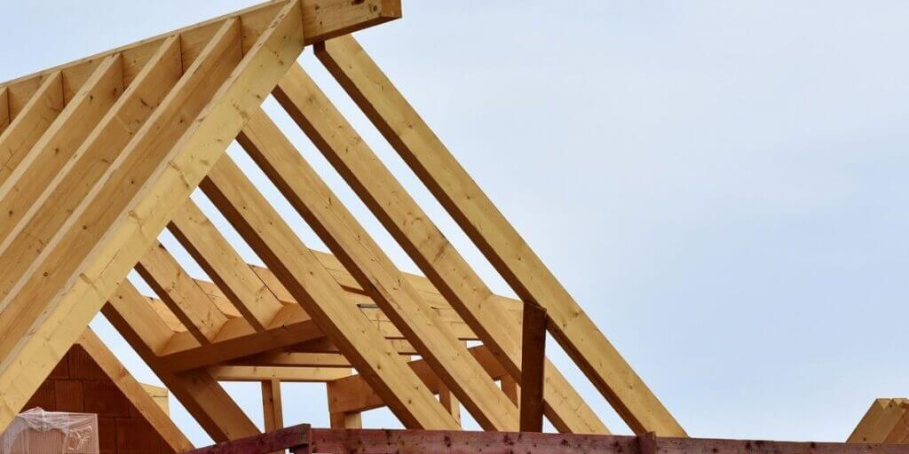 Cross-laminated Timber Roof